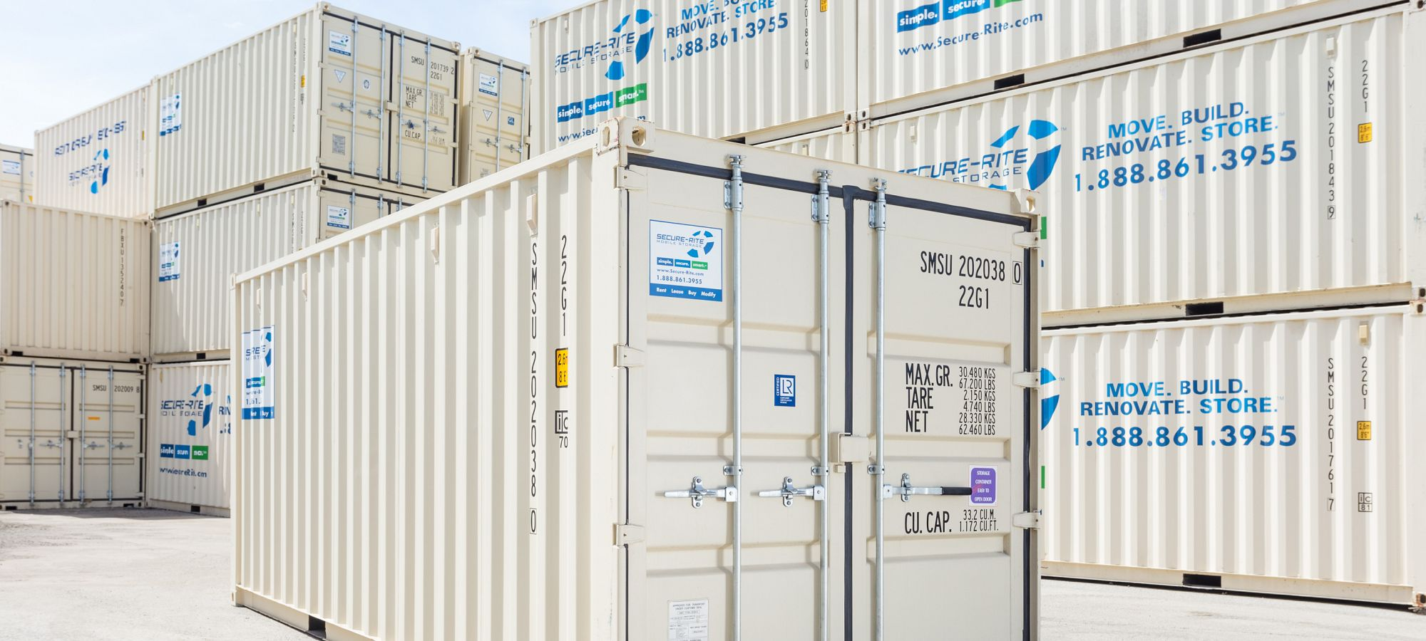 Container Rental Prices - Secure Rite Affordable Container